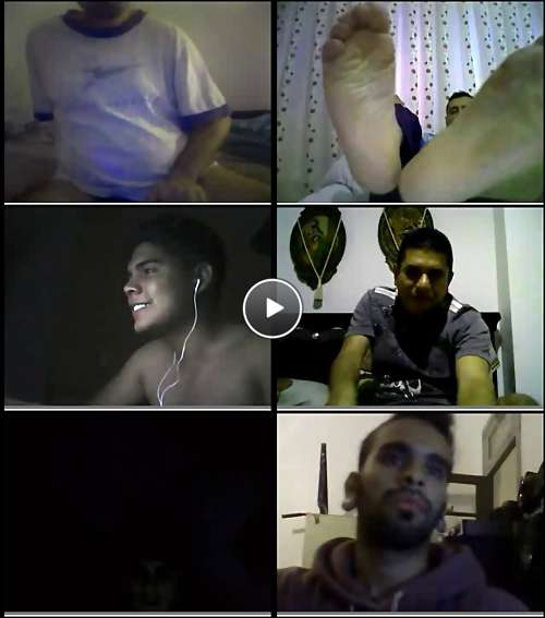 straight webcam boys video