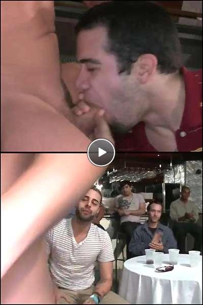 straight men sucking cock stories video